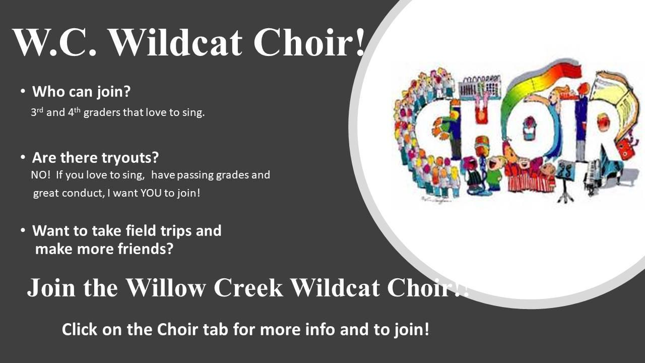 Choir Flier
