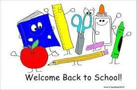 Welcome Back to School 19-20