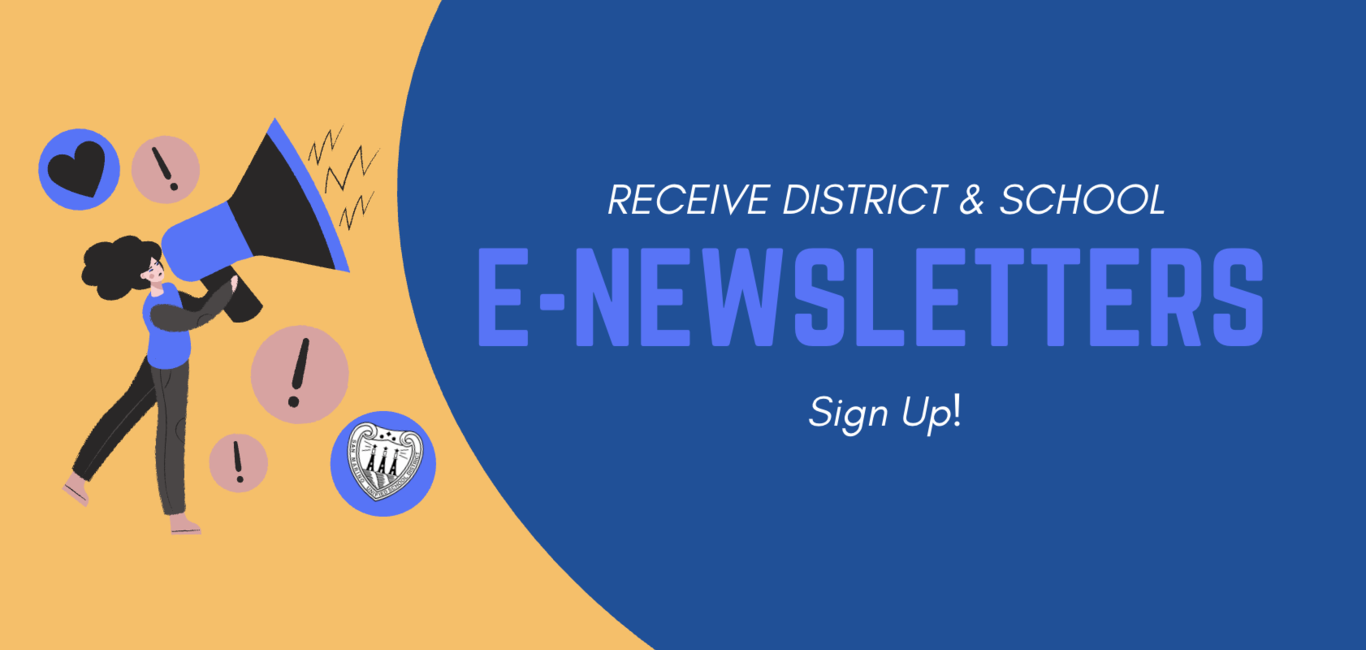 Sign Up to Receive E-Newsletters