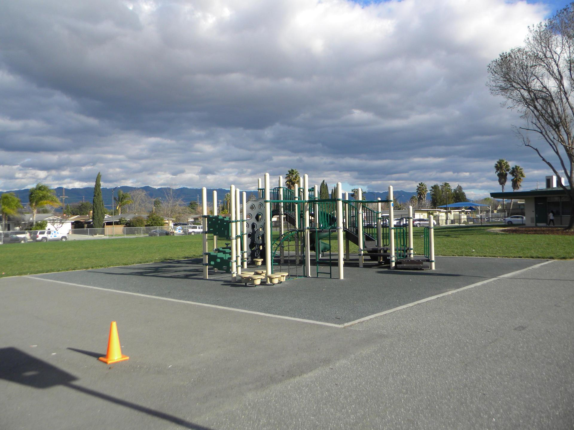 Kennedy Elementary new play structure