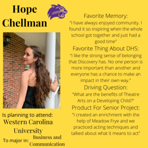 Hope Chellman