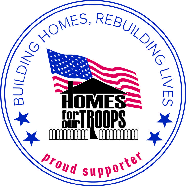 Homes for Our Troops Volunteer Day is Saturday, December 15 Featured Photo