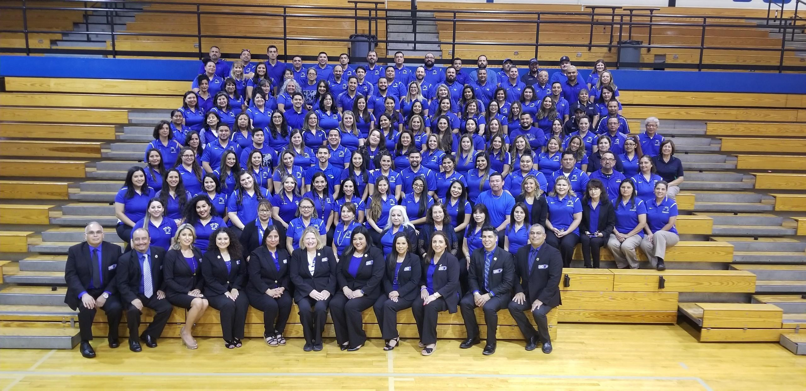 South Middle School Staff 2019-20