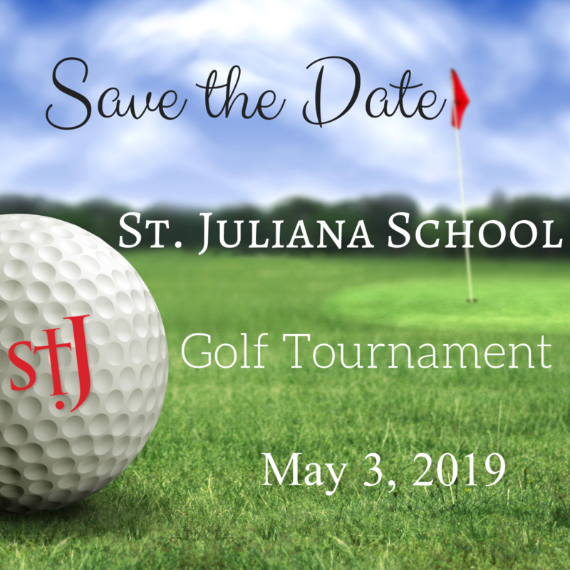 Mark your calendar! St. Juliana School Golf Tournament Featured Photo