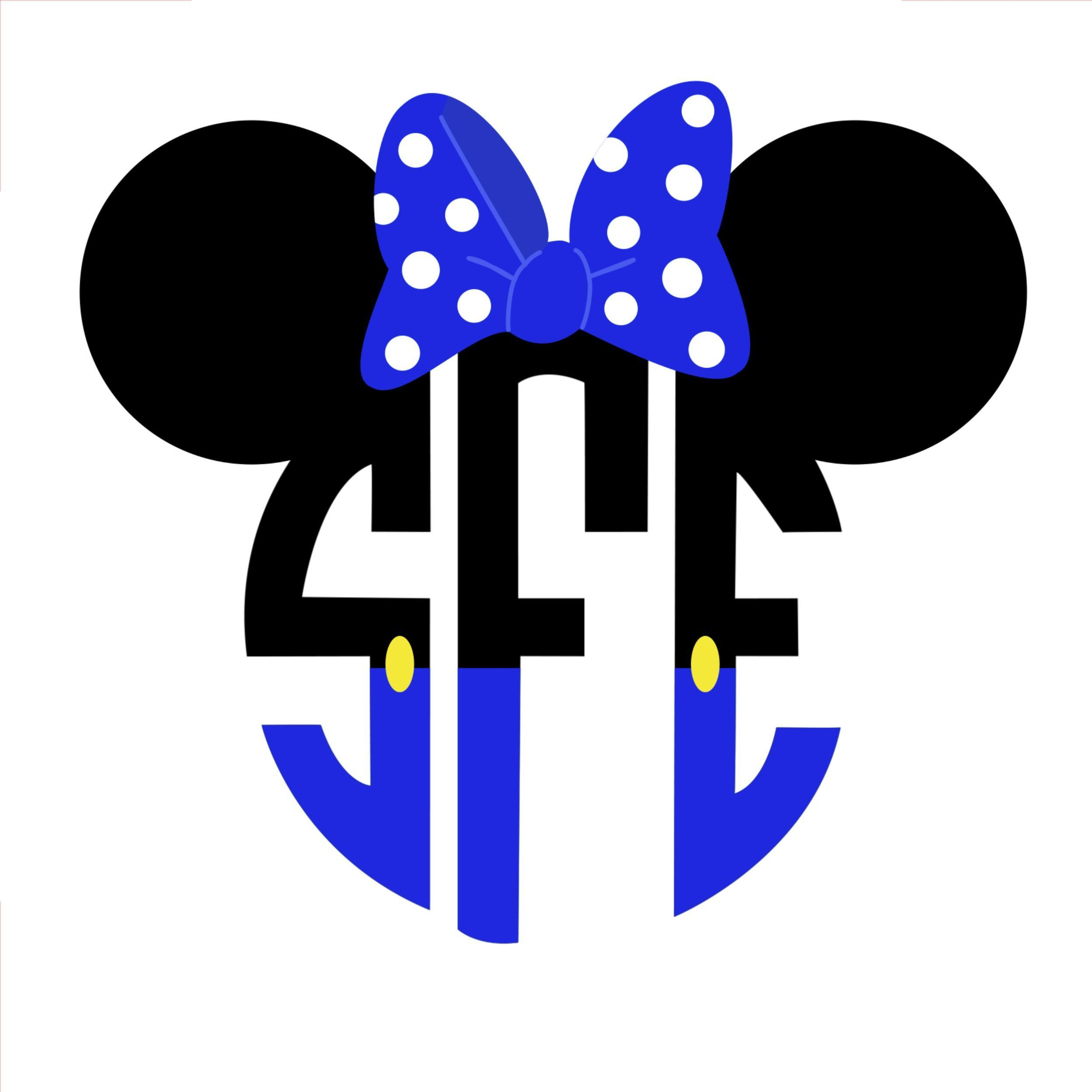 SFE Logo with mouse ears.