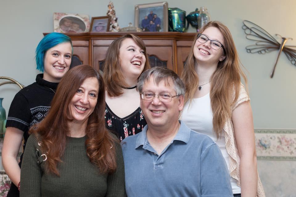 Sue's family