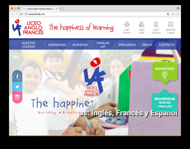 School Website Design of the Week: 6/28/2018 Featured Photo
