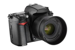 Stock photo of a camera