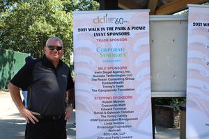 Sponsor of Walk in the Park 2021