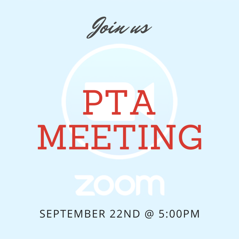 Zoom PTA Meeting