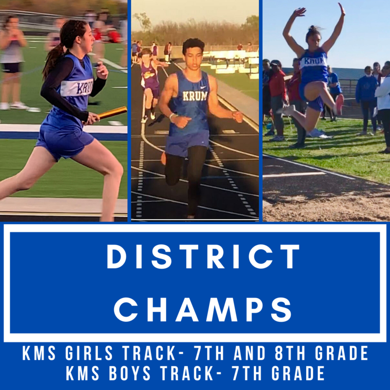District Track Meet Results Featured Photo