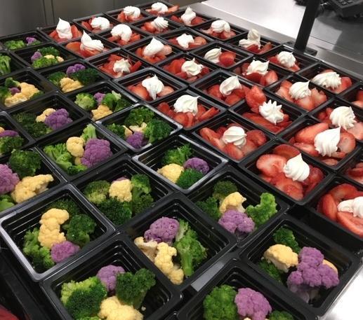 Technicolor Veggies