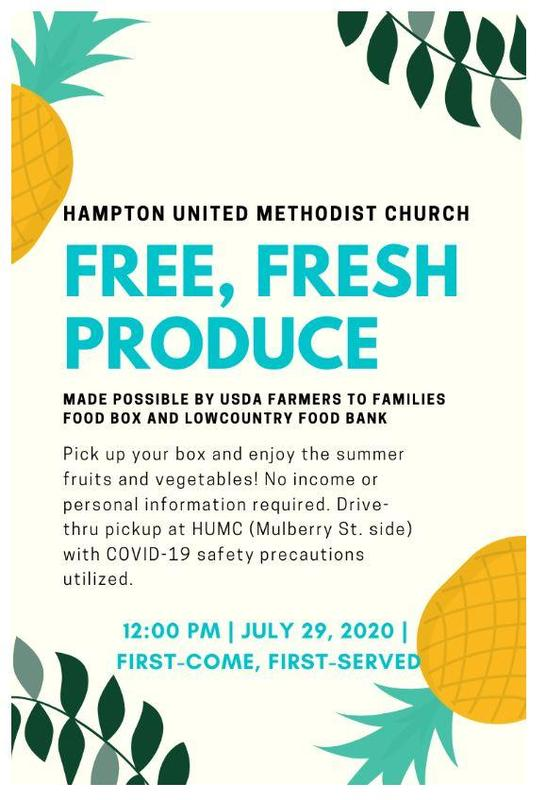 Fresh Produce Distribution