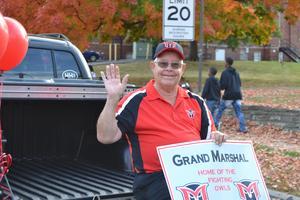 Bob Suer Grand Marshall