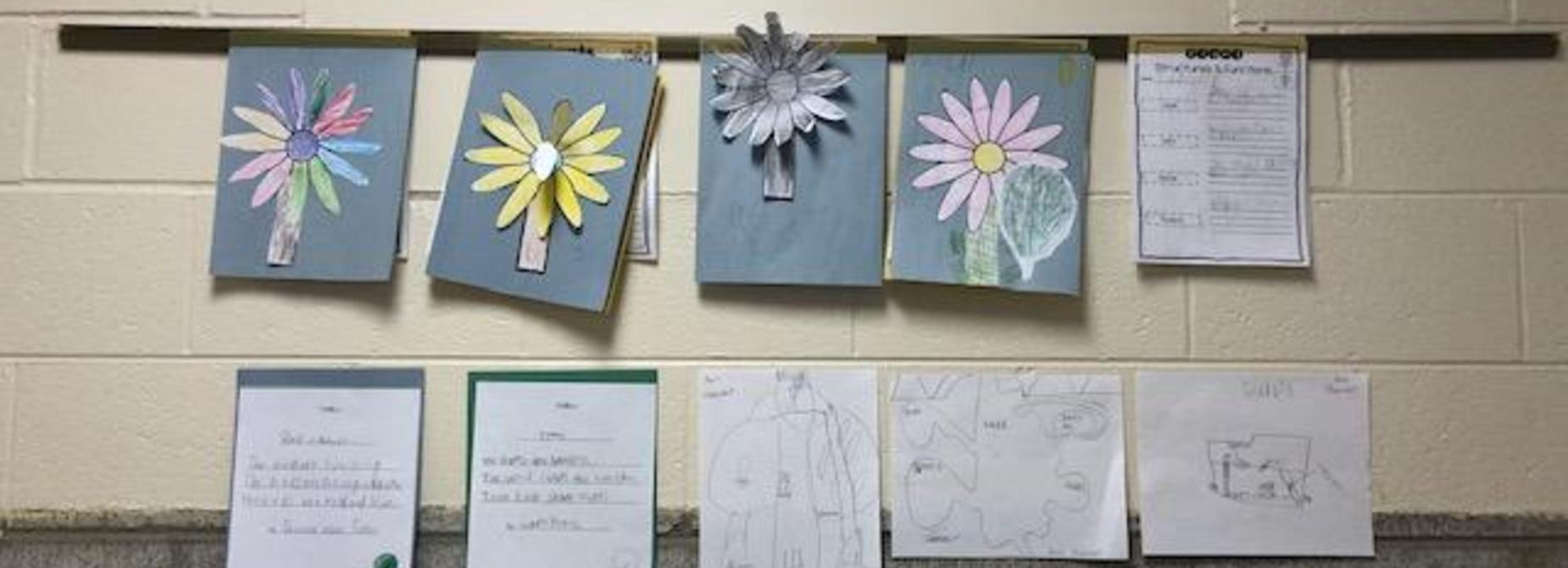 Riverside Academy student artwork