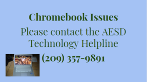 Chromebook Issues