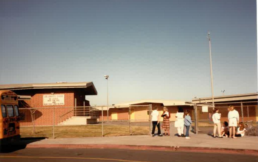Front of Los Coyotes