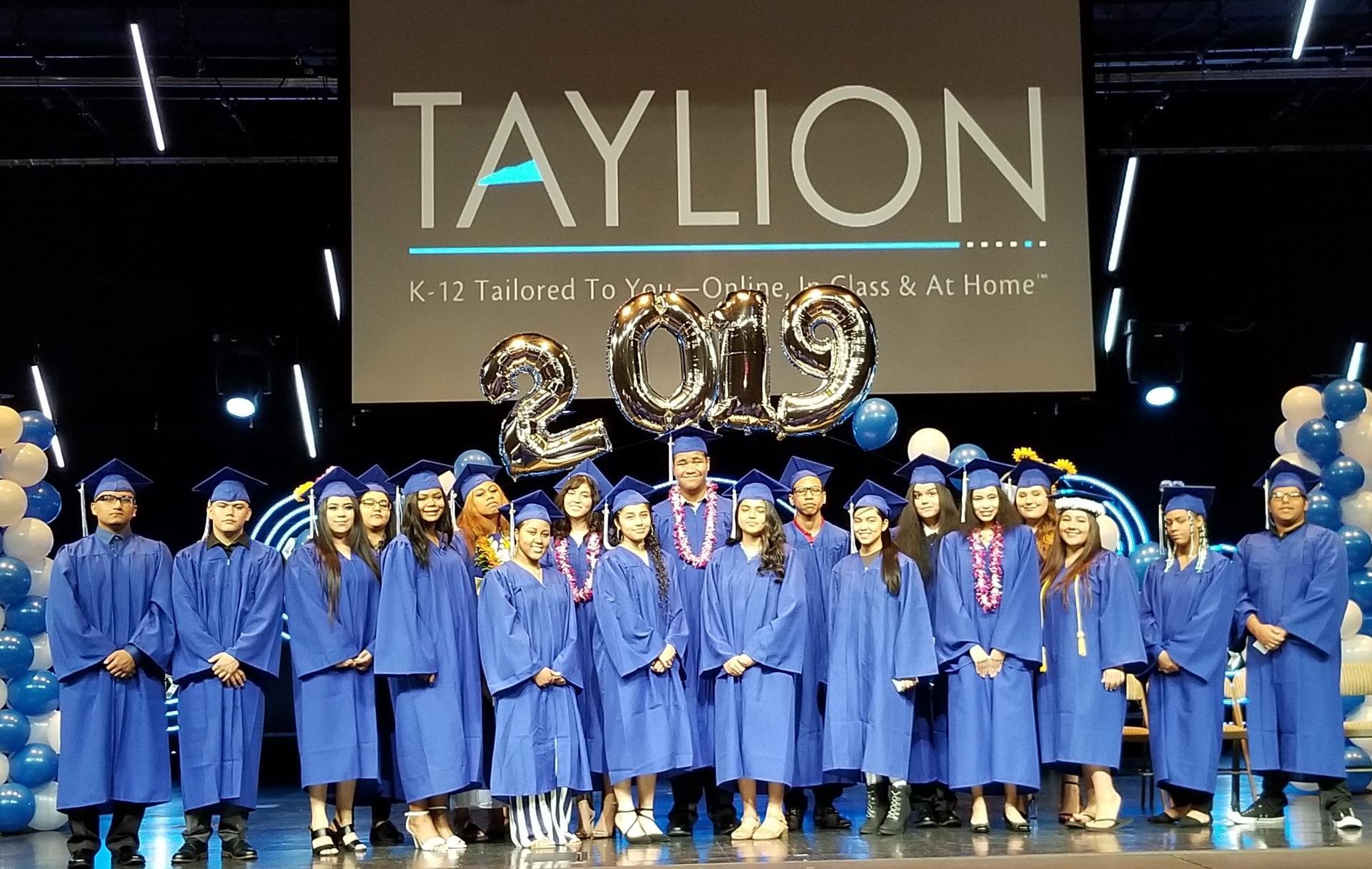 Graduating Class Picture