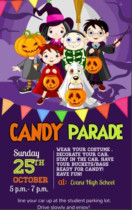 candy parade