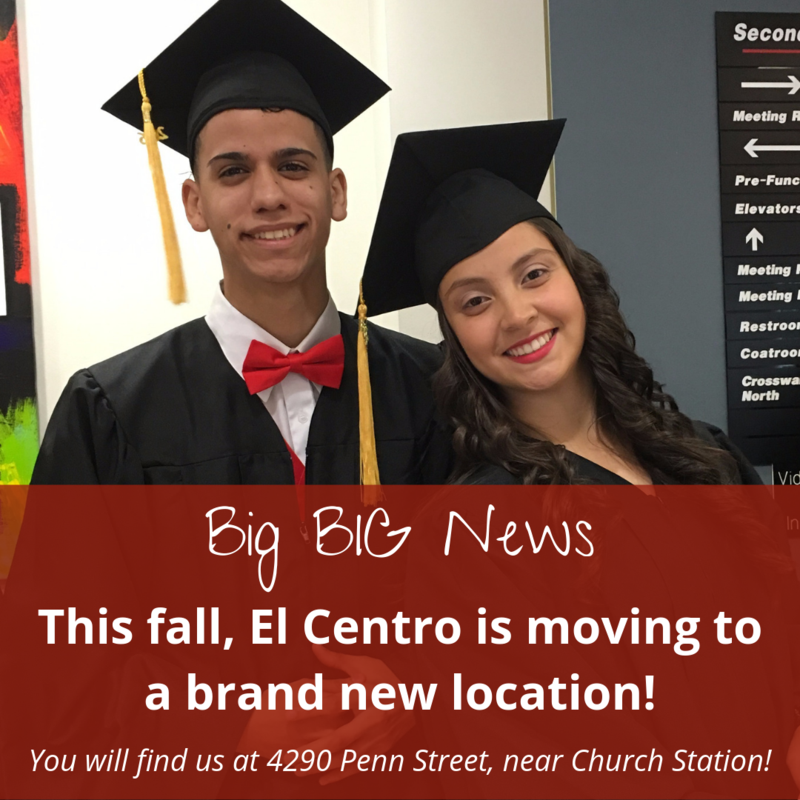 El Centro has a new home!