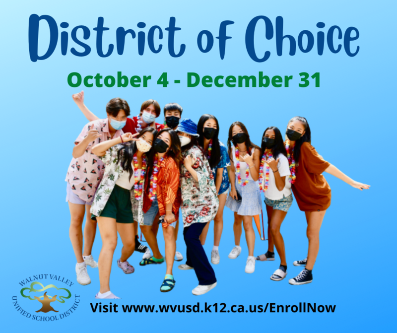 The District of Choice Featured Photo