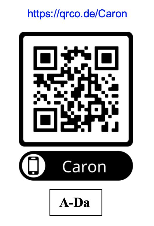 Caron QR Code