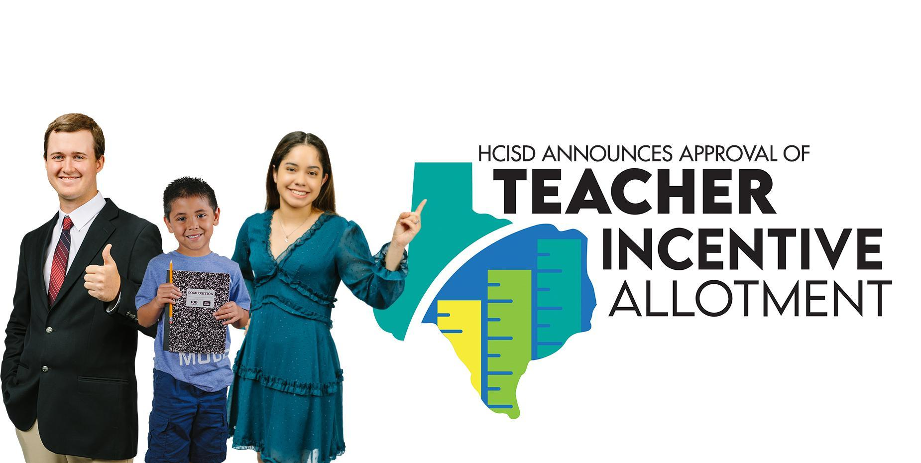 HCISD announces approval of TIA