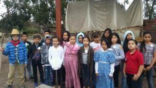Heritage Museum Gold Rush Field Trip