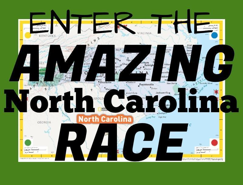 LINK TO AMAZING NC RACE
