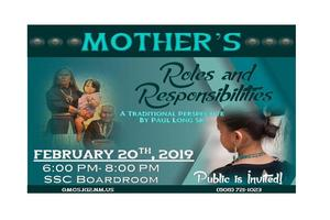 presentation on a mothers role and responsibilities