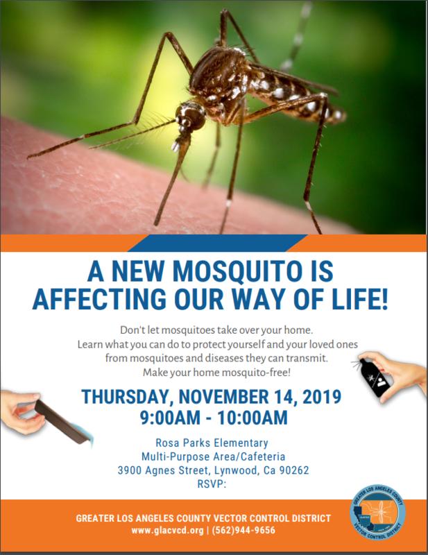 Mosquito Presentation Featured Photo