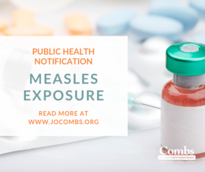 Measles Exposure