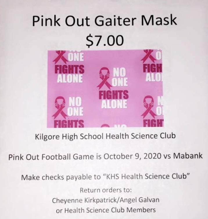 Pink Out Masks Featured Photo