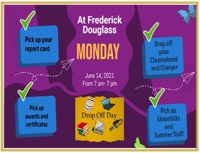 FRED Chromebook drop-off day! Featured Photo