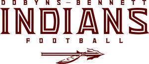 DBHS Football logo