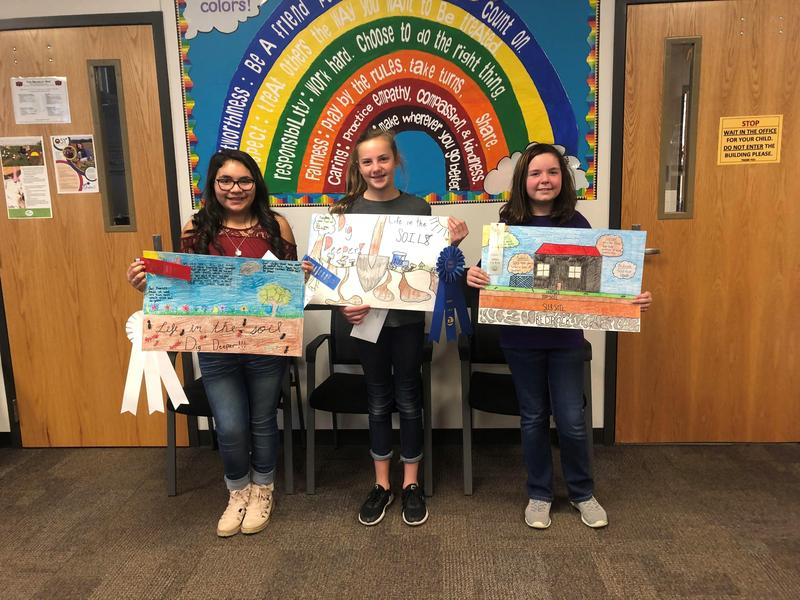 soil and conservation winners