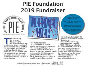 PIE Fundraiser