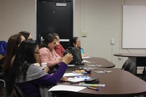 Parents learn about vaping products and the danger of vaping