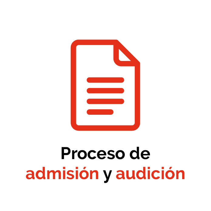proceso de admision