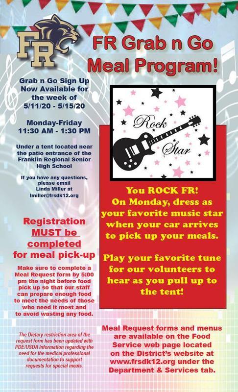 Rock Star Monday flyer - 5.11.20