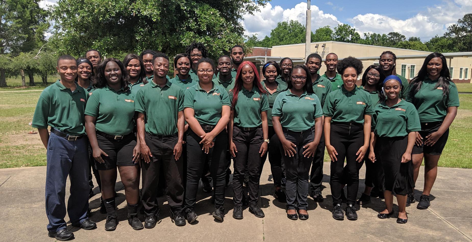 The Exemplary FAMU DRS Graduating Class of 2019