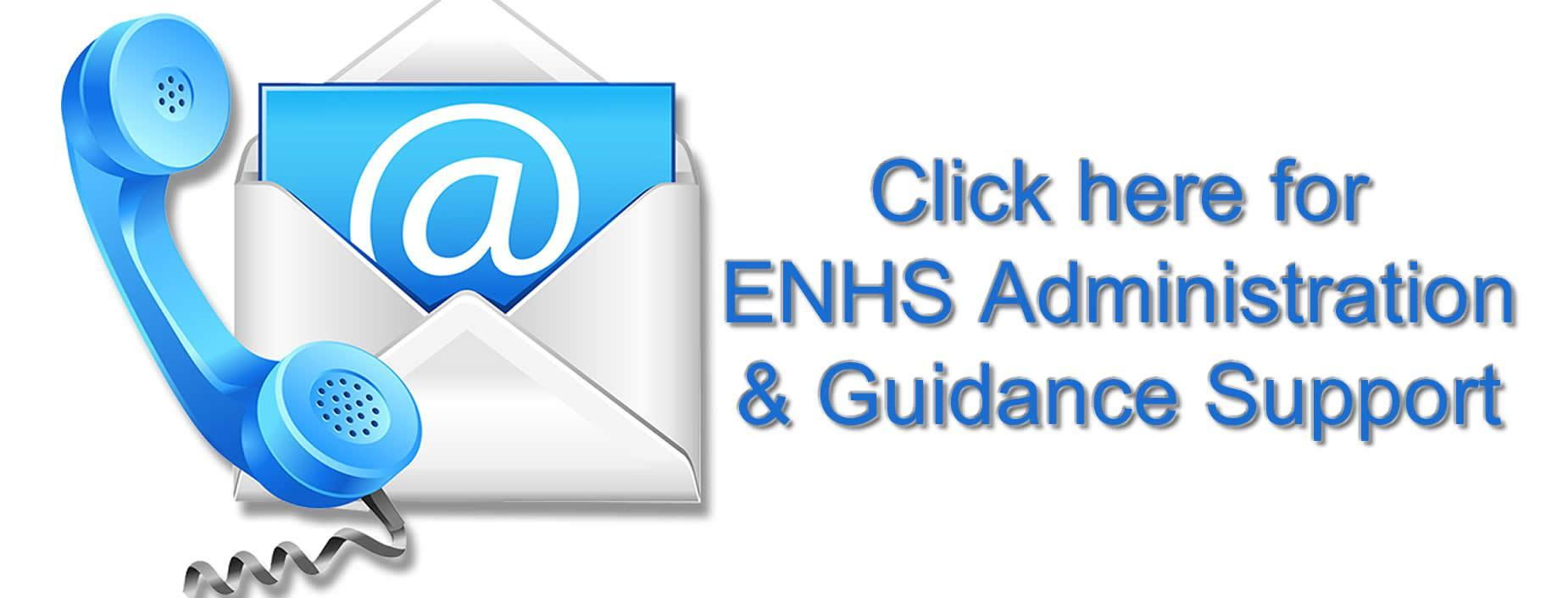 Administration and guidance support