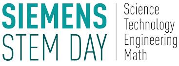 Logo for Siemens STEM Day website