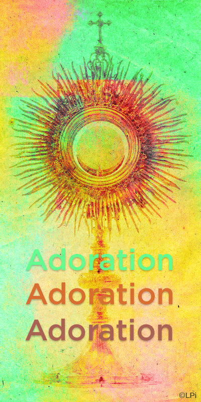 32 Hours of Adoration Prayer Opportunity Thumbnail Image