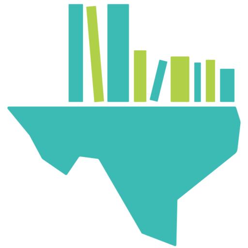 Texas Teen Book Festival logo