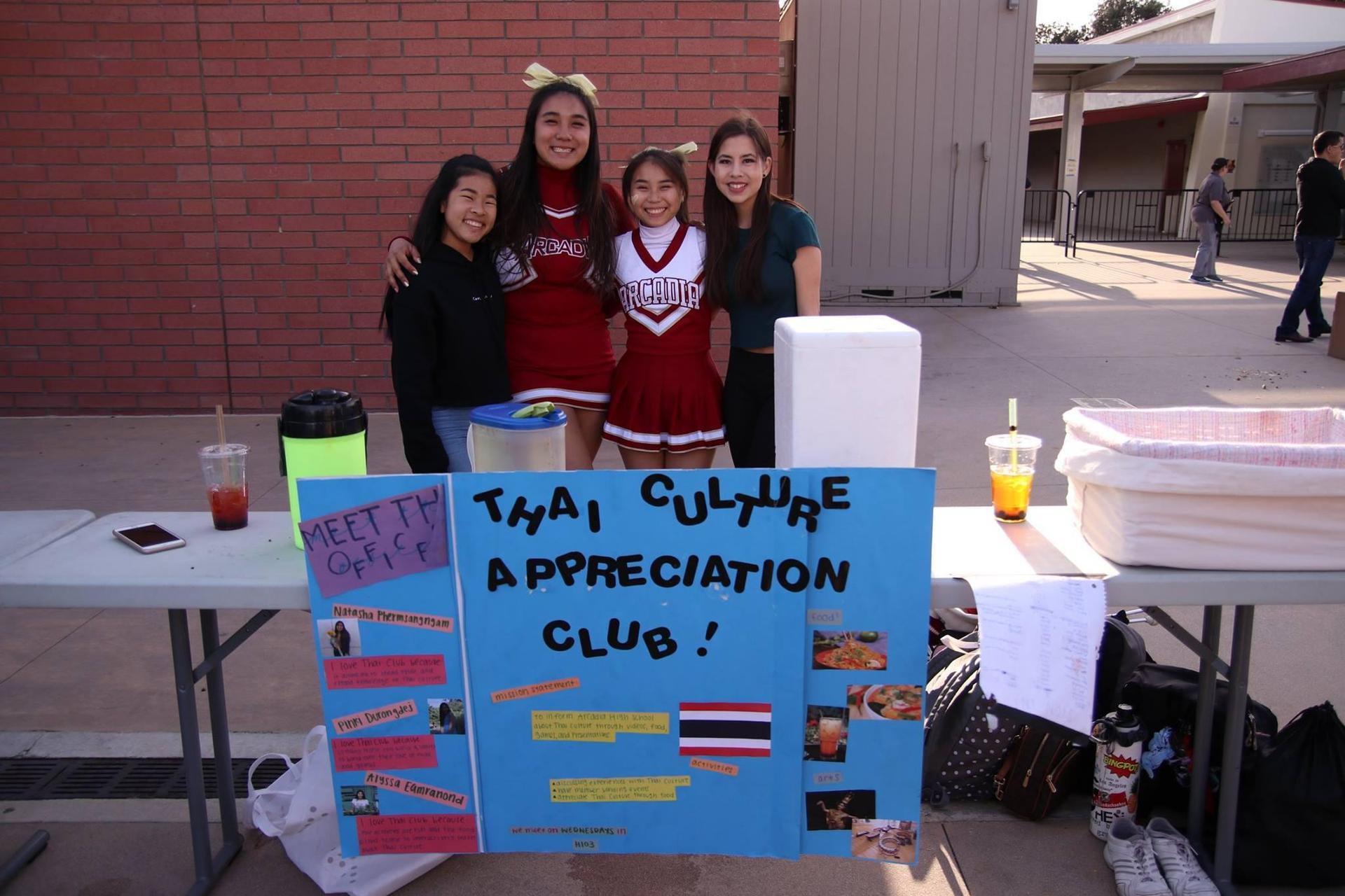 Arcadia High Student Club