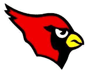Mentor Cardinal Logo