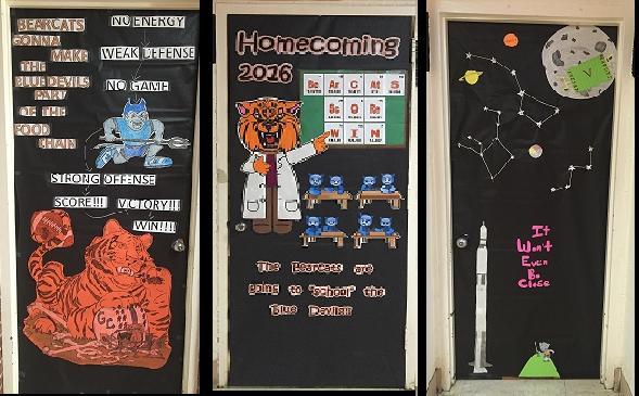 homecoming doors