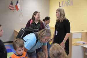 EEA Open House Meet the Teacher