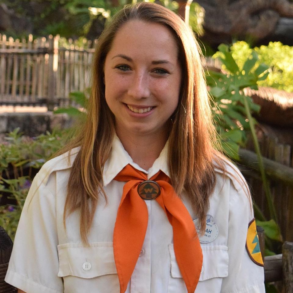 Wilderness Explorer Job in Disney